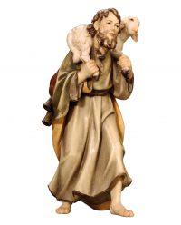 053021 Hirt mit Schaf auf Schulter