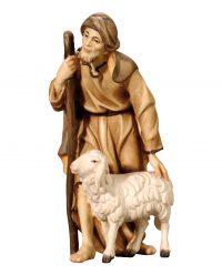 053023 Hirt mit Stock und Schaf