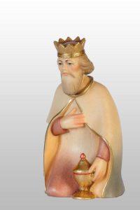 King, kneeling