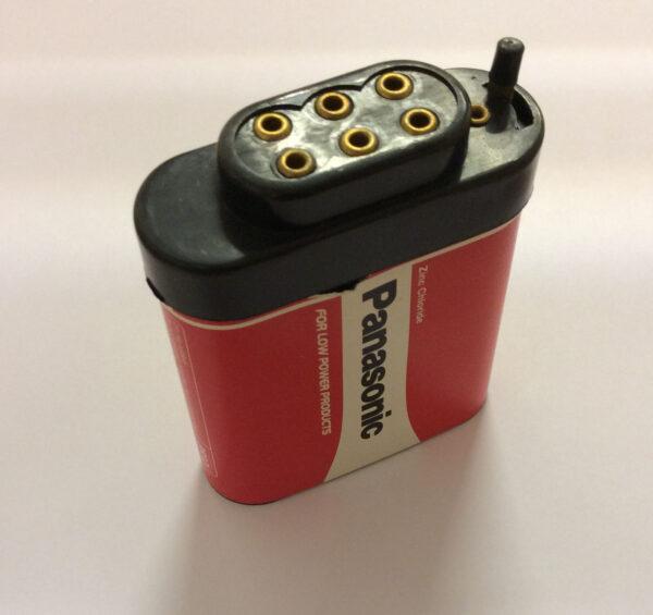 Batterie+Kappe
